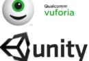 Vuforia y Unity