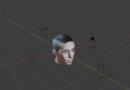 Guía del modelado de una cabeza en Blender