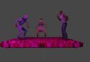 Animación en Blender 3D con Mixamo