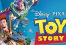 Mostrar la animación de la primera pelicula de Toy Story