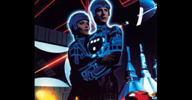Poster Tron (1982)