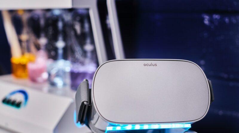 Oculus, para una experiencia de realidad virtual