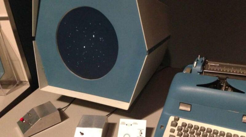 Spacewar,primer videojuego