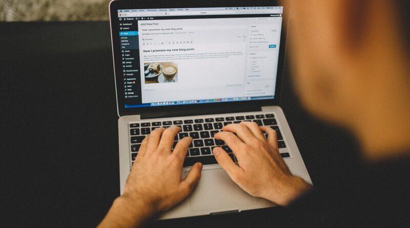 Creacion de una entrada en WordPress