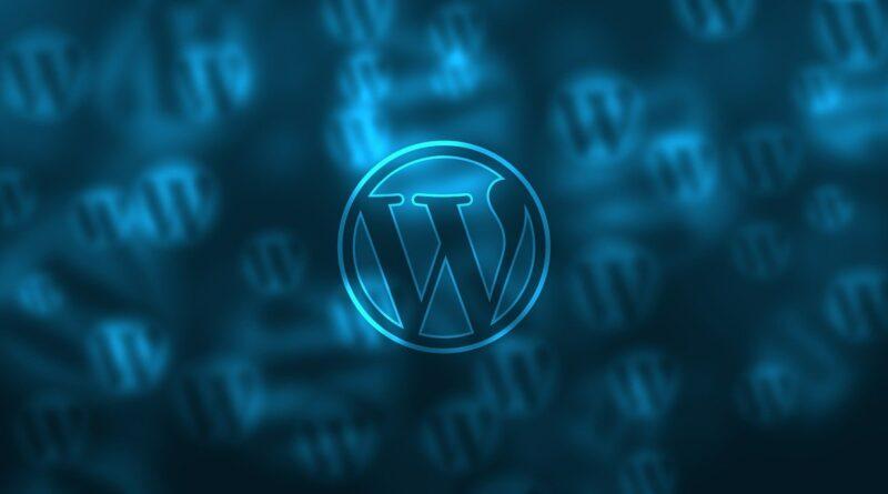Paginas web WordPress